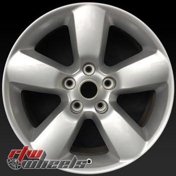 20 inch Dodge Ram 1500  OEM wheels 2495 part# 1UB17DX8AB, 1UB17RXFAC