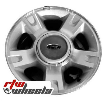 16 inch Ford Explorer  OEM wheels 3416 part# 1L541007AE, 1L541007AF