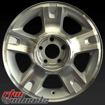 16 inch Ford Explorer  OEM wheels 3416 part# 1L541007AE, 1L541007AF