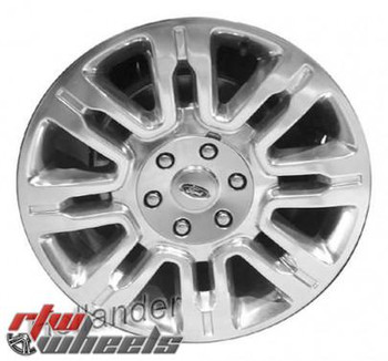 20 inch Ford F150  OEM wheels 3788 part# 9L341007LB