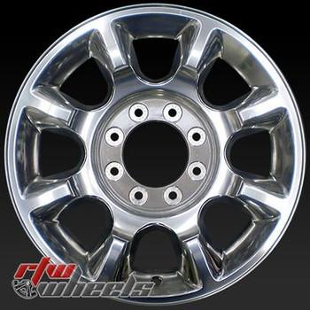 20 inch Ford F250 F350  OEM wheels 3844 part# BC3Z1007C, BC341007CA