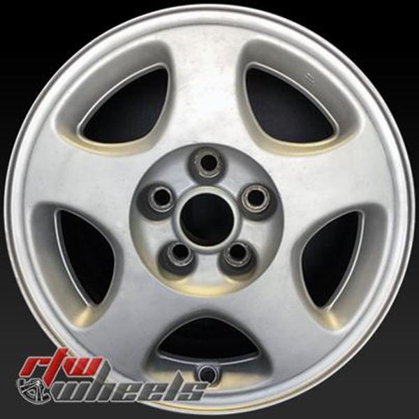 16 inch Mitsubishi 3000GT  OEM wheels 65705 part# ALY65705U10