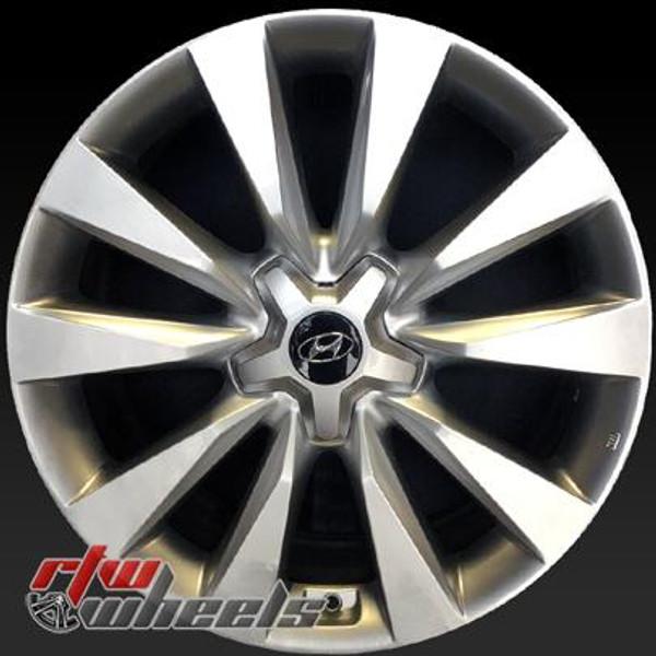 19 inch Hyundai Azera  OEM wheels 70828 part# 529103V460