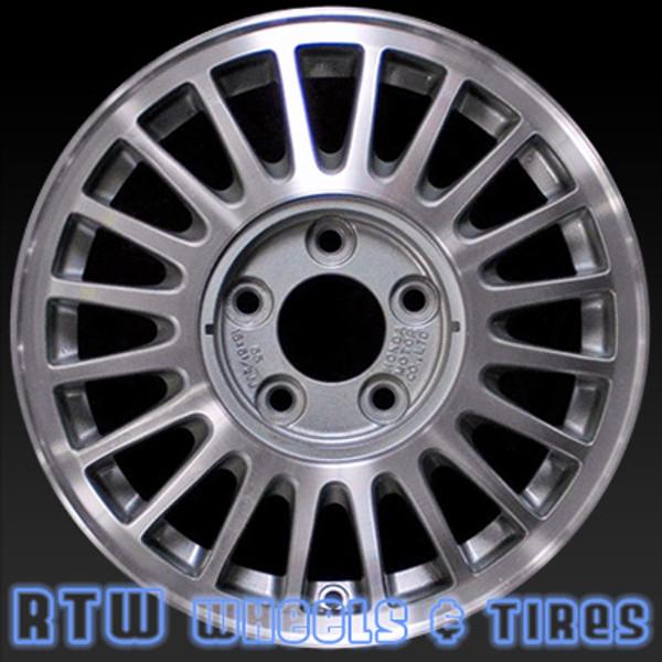 Acura Legend Oem Wheels Silver - Acura oem wheels