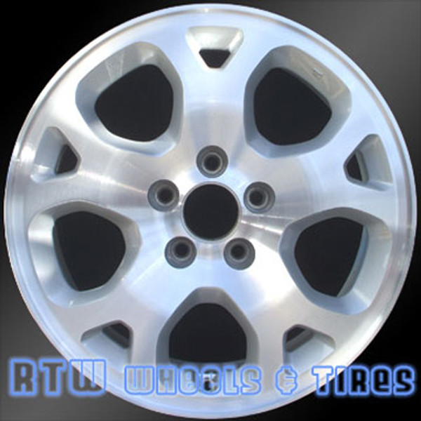 Acura MDX Oem Wheels Machined - Acura mdx wheels