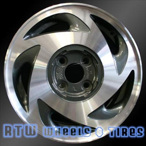Acura Integra Oem Wheels Silver - 1990 acura integra rims