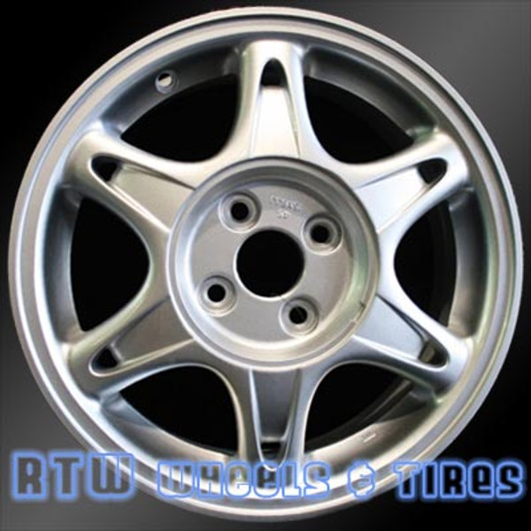 Acura Integra Oem Wheels Silver - Acura oem wheels
