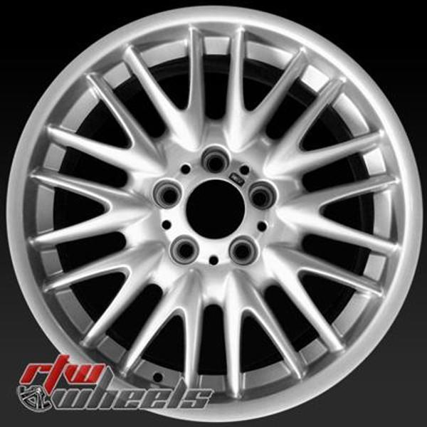 18 inch BMW 3 Series OEM wheels 59382 part# 36112229145