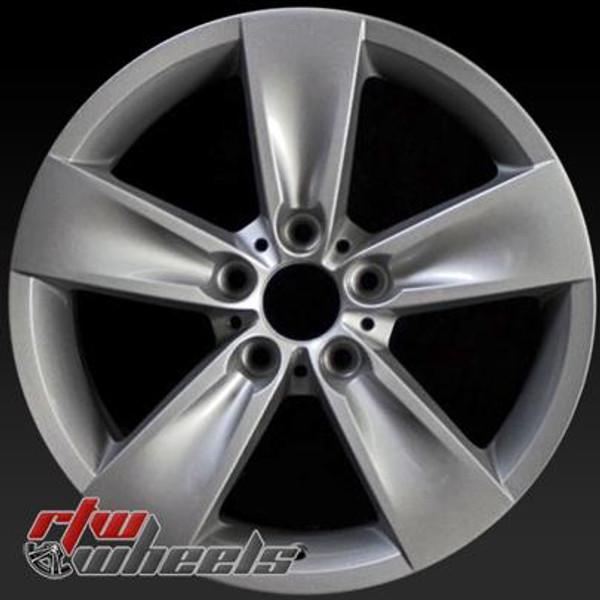 18 inch BMW 5 Series OEM wheels 71205 part# 36116777349