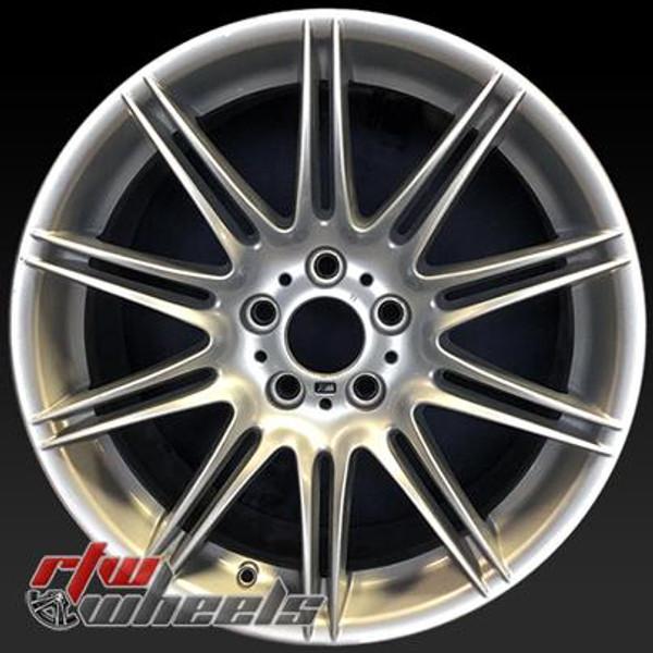 19 inch BMW 3 Series OEM wheels 71238 part# 36118037141