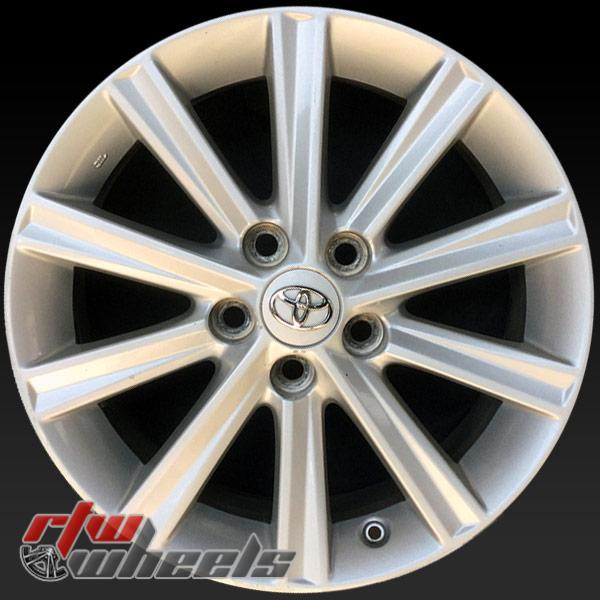 17 inch Toyota Camry OEM wheels 69603 part# 4261106730, 4261106760