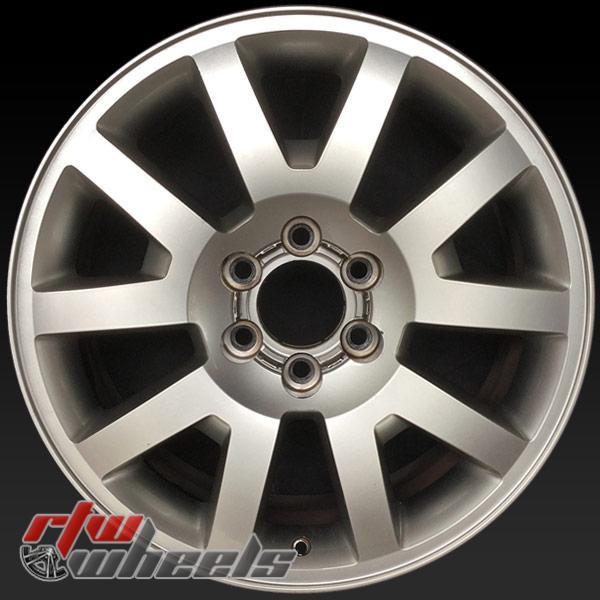20 inch Ford F150 OEM wheels 3789 part# 9L3Z1007G, 9L341007MC, 9L341007MB, 9L3Z1007G