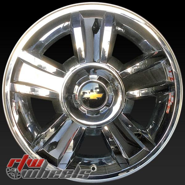 20 inch Chevy Truck OEM wheels 5416 part# 09597222