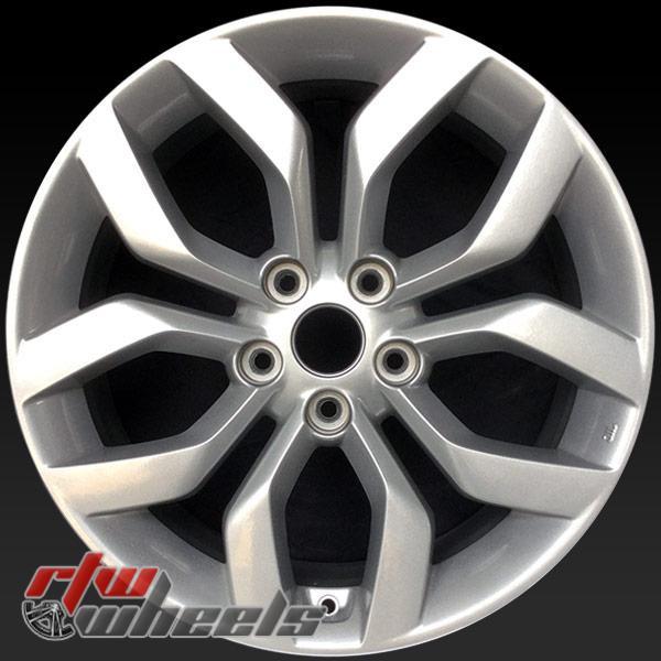 18 inch Hyundai Veloster OEM wheels 70814 part# 529102V150, 529102V100