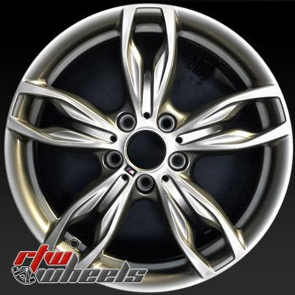 18 inch BMW 2 Series OEM wheels 86128 part# 36117845870