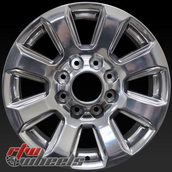 20 inch Ford F250 F350 OEM wheels 10102 part# HC3Z1007D, HC3C1007CA