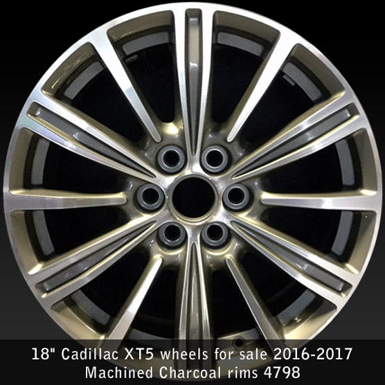 Cadillac XT5 oem wheels for sale cheap