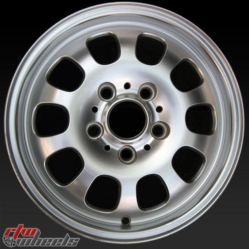 "15"" BMW 3 Series Wheels For Sale 1999-2000 Silver Rims 59287"