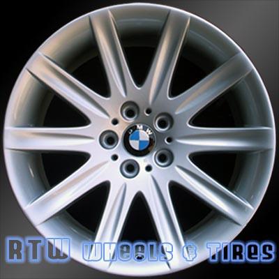 Oem Bmw Wheels >> Bmw Wheels For Sale 7 Series 02 08 19 Rear Silver Rims 59399