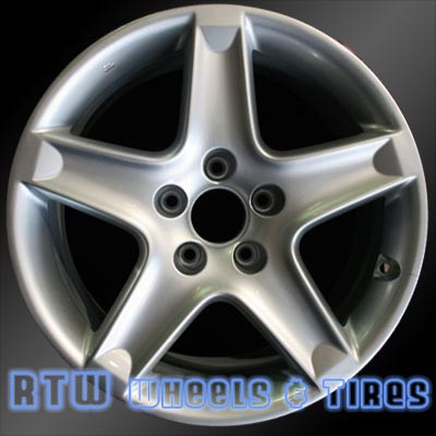 X Acura TL OEM Wheels Silver Stock Rim - Acura tl rim