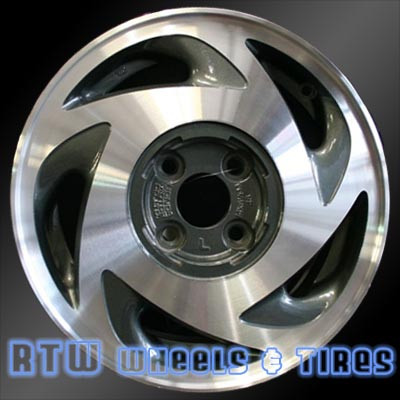 Acura Integra Oem Wheels Silver - Acura integra wheels