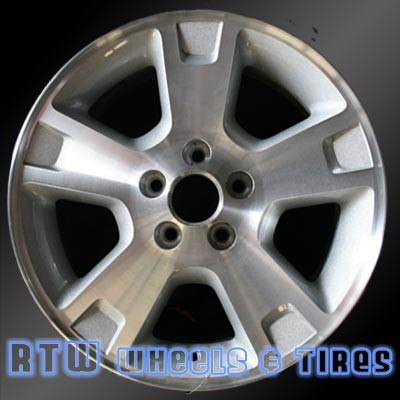 Ford Ranger Wheels For Sale 02 11 16 Quot Machined Rims 3463