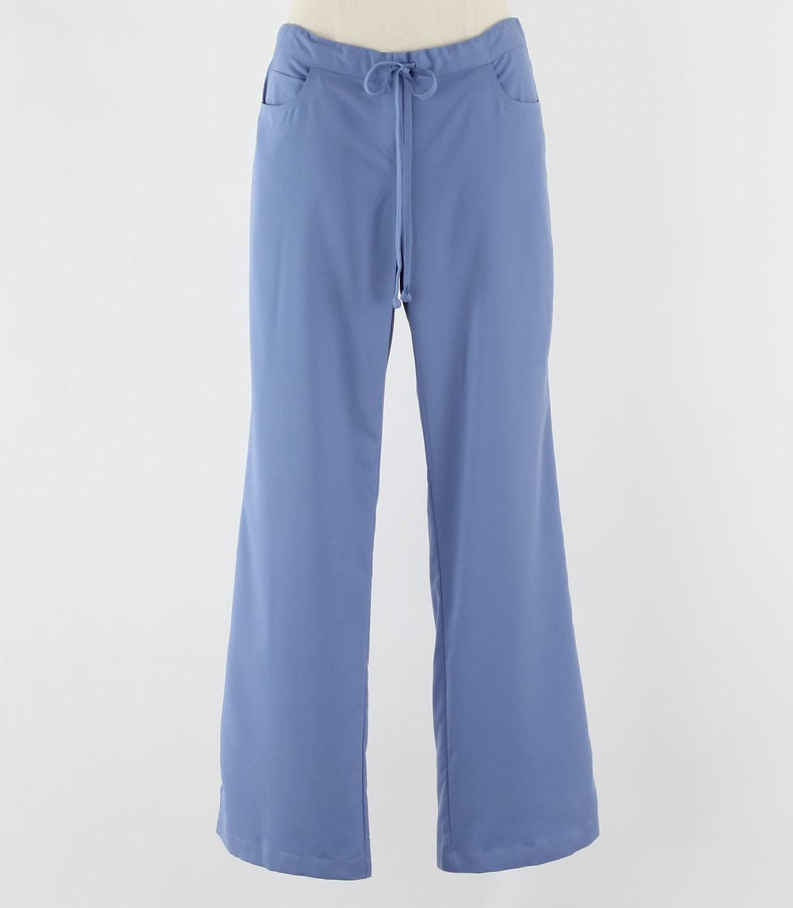 Greys Anatomy Womens Scrub Pants Ciel - Petite - Scrub Med
