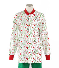Cute Winter Prints from Scrub Med