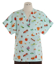 Cute Prints from Yesteryear: 50% off Outlet Prints at Scrub Med