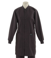 Scrub Med ROM Lab Coat Charcoal