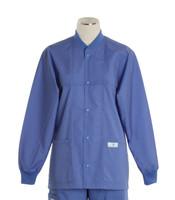 Scrub Med ROM Lab Jacket Hyacinth (ScrubLite)