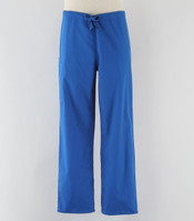Cherokee Workwear Originals Unisex Cargo Scrub Pants Royal - Tall