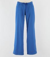 Greys Anatomy Womens Scrub Pants New Royal - Petite
