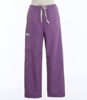 Scrub Med Womens Drawstring Scrub Pants Orchid - Original Price $33 - ALL SALES FINAL!