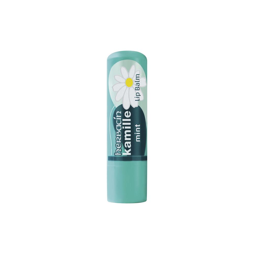 Herbacin kamille Lip Balm Mint .17 oz.