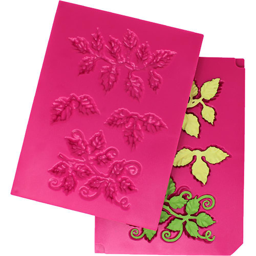 Heartfelt Creations - 3D Leafty Accents Shaping Mold