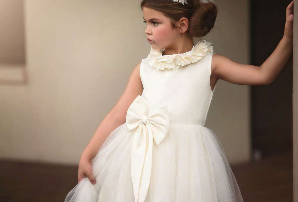 AERALINA GOWN IVORY''