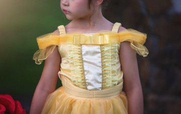 """""""PRINCESS OF ALL THE LAND COSTUME"""""""