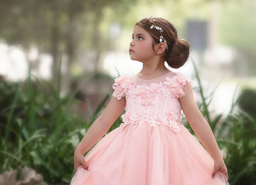 """""""HELENA GOWN PINK"""""""