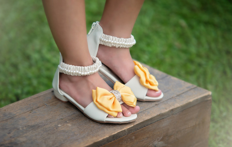 CLARISSA SHOE MAIZE