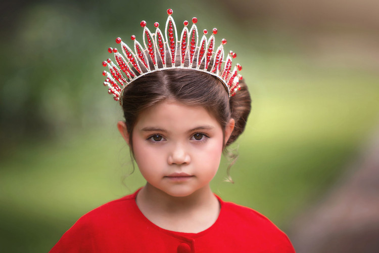 """""""""""""""""""""""MAJESTY CROWN RED"""""""""""""""""""""""