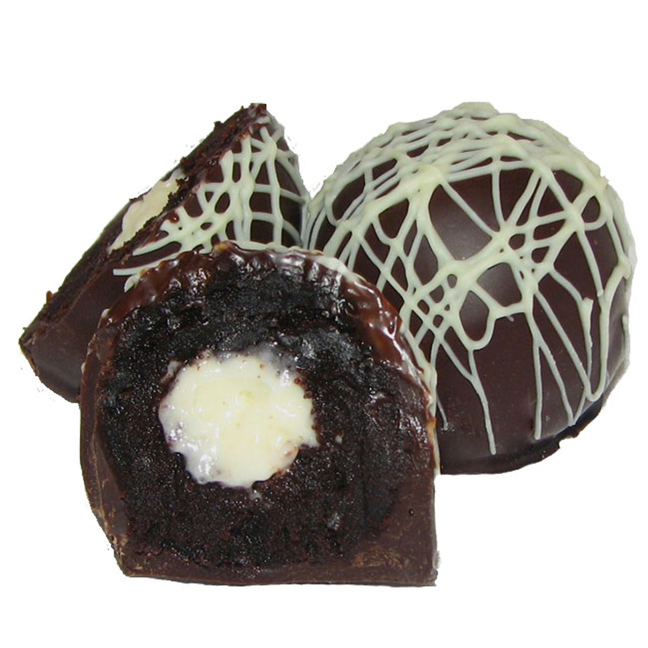 Birthday Cake Dessert Truffle Gabriella Chocolates Confections