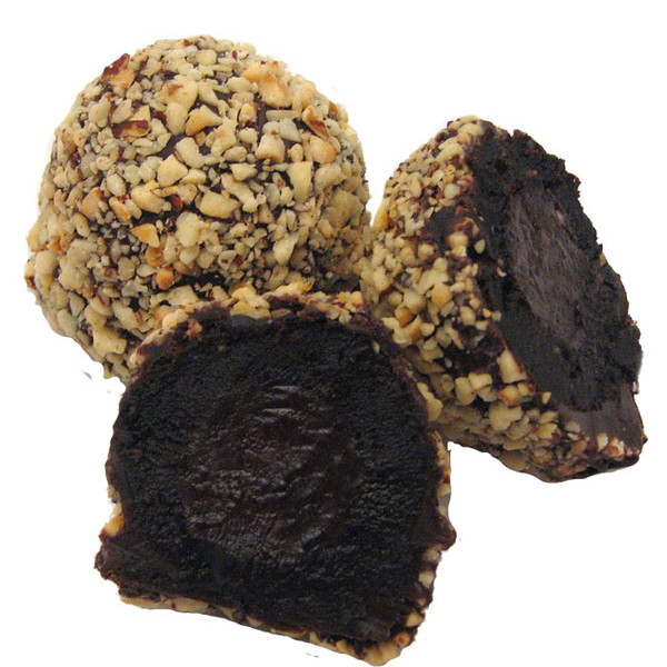 Hazelnut & Frangelico® Dessert Truffles - Gabriella ...