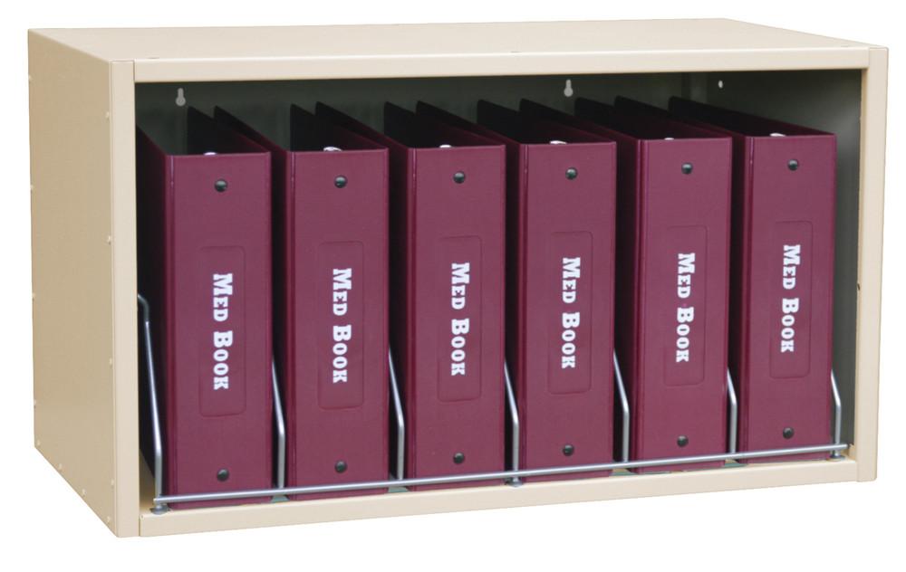 Cubbie File Storage Racks 266006 Omnimed
