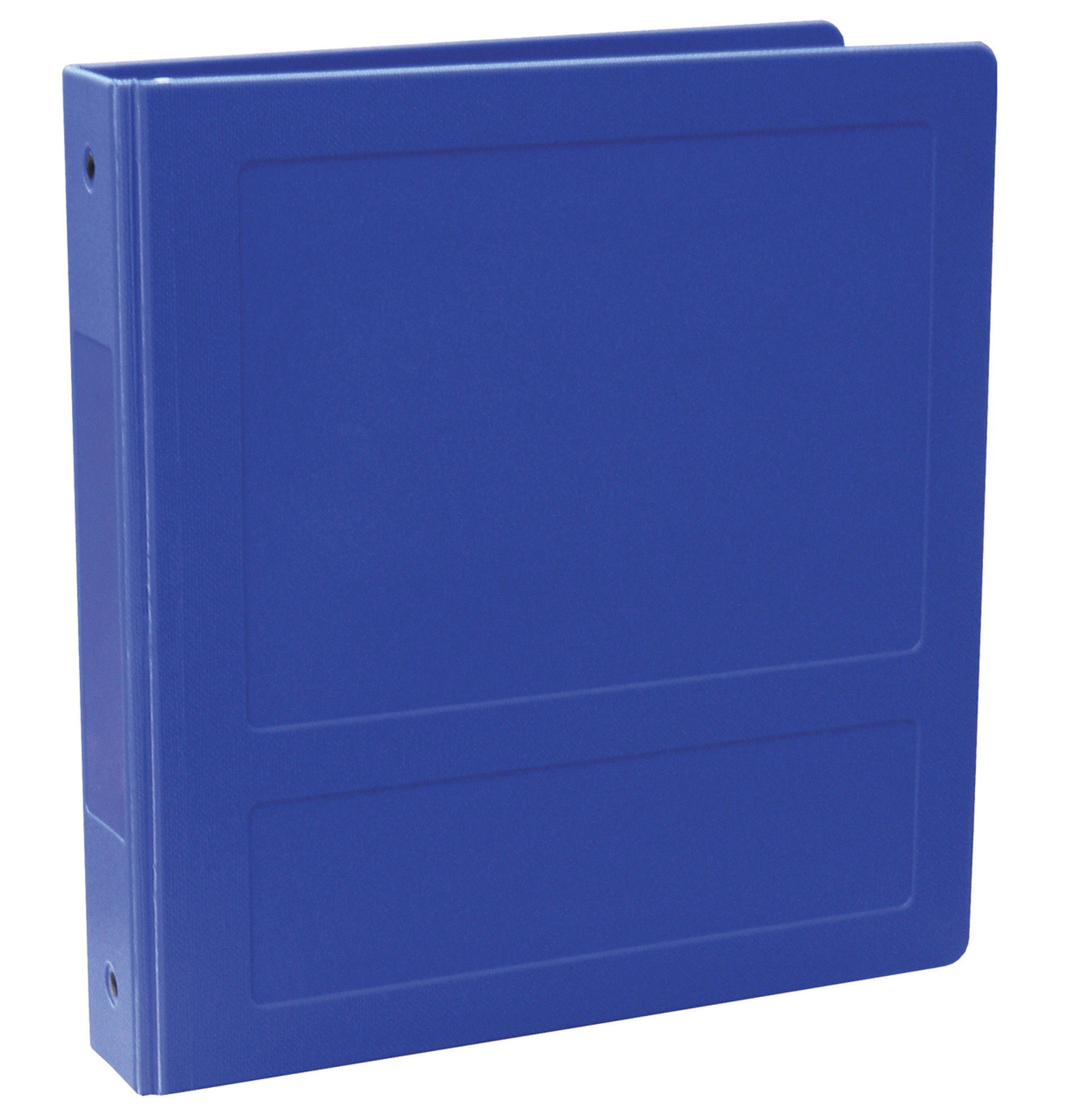 """1"""" Side & Top Open Molded Ring Binders"""