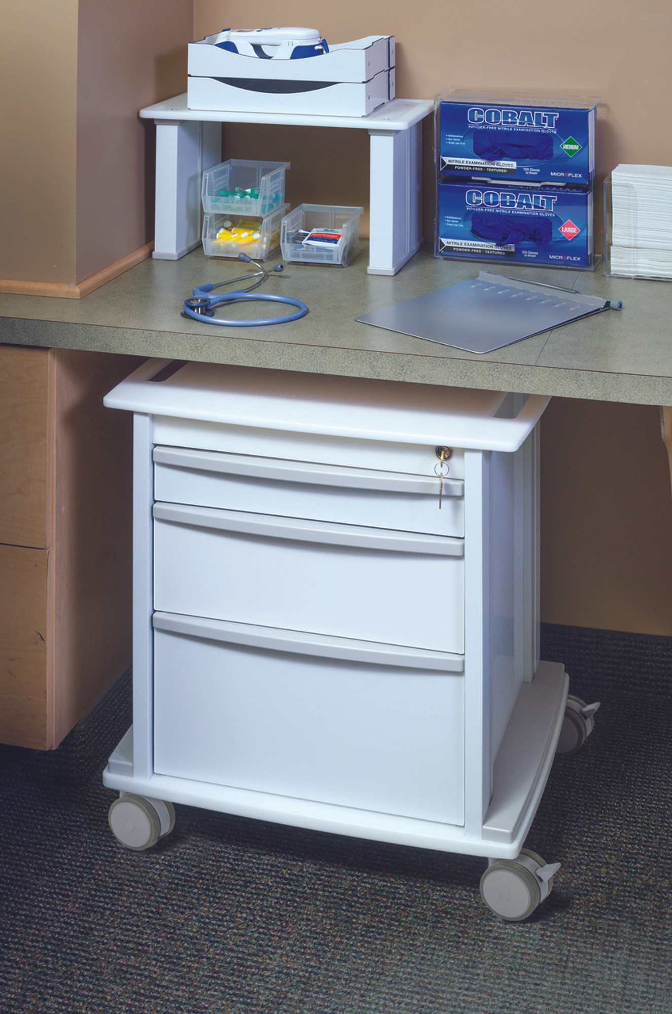 Genial Omnicart Under Counter Storage Cart ...