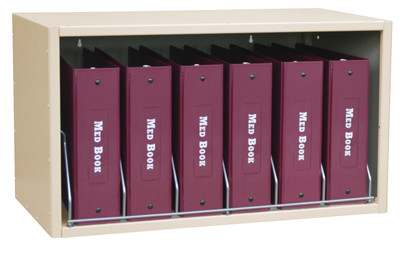 Cubbie File Storage Racks (266006)