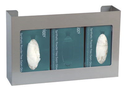 Triple Glove Box Holder (305303-1)