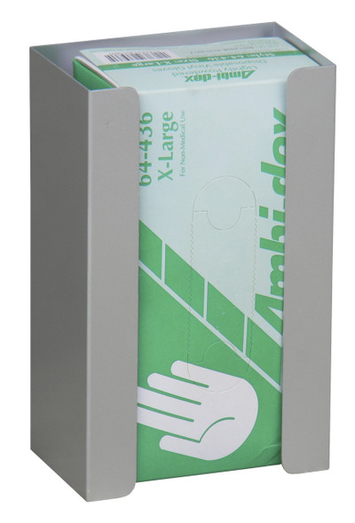 Single Aluminum Glove Box Holder (305310-1)