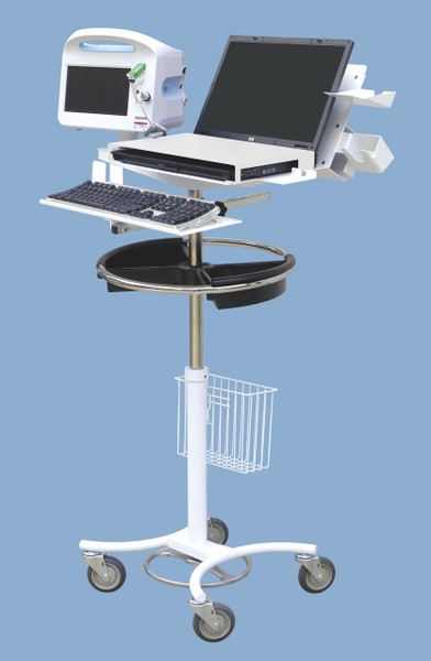Laptop/Vital Signs Stand (350750)